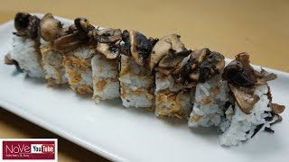 Download Crazy Mushroom Roll - How To Make Sushi Series Video