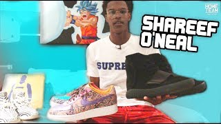 Download Shareef O'Neal's Insane SHOE COLLECTION! Video