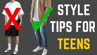 Download 7 BEST Style Tips For Teens Video