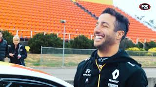 Download Supercars Life | Daniel Ricciardo takes a hot lap in Rick Kelly's Supercar Video
