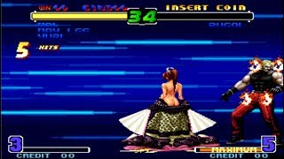 Download [TAS] The King Of Fighters 10TH Anniversary - Women Team Video