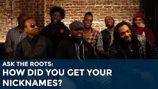 Download Ask the Roots: How Did You Get Your Nicknames? Video