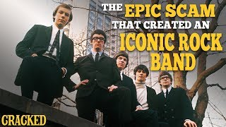 Download The Epic Scam that Created an Iconic Rock Band - Cracked Responds (The Zombies, English Rock) Video