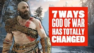 Download 7 Huge Ways God of War Has Changed For The Better - New God of War Gameplay Video