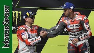 Download Rider insight with Freddie Spencer: Brno MotoGP Video