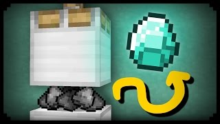 Download ✔ Minecraft: How to make a Diamond Press Video