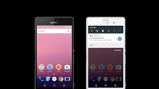 Download Android N Developer Preview on Sony's Xperia™ Z3 Video