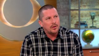 Download Christian Bale talks ″Hostiles″ and his new look Video