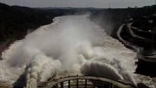 Download Descargas da Barragem de Alqueva Video
