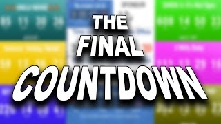 Download THE FINAL COUNTDOWNS (YIAY #327) Video