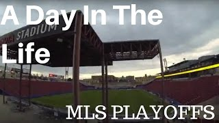 Download A Day In the Life of a Pro: MLS Playoffs Video