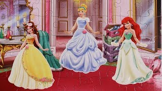 Download Disney Princess Puzzle Games for Kids Children Babies | Games for Kids | Video