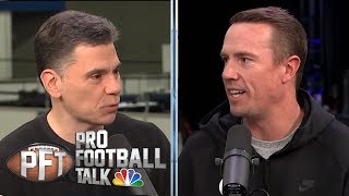 Download Matt Ryan finally ready to talk about Super Bowl loss to Patriots | Pro Football Talk | NBC Sports Video