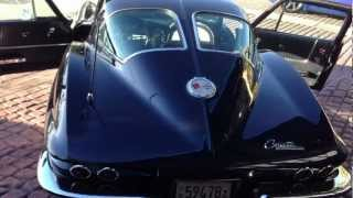 Download 1963 Corvette for Sale Numbers Matching Daytona Blue Split Window Video