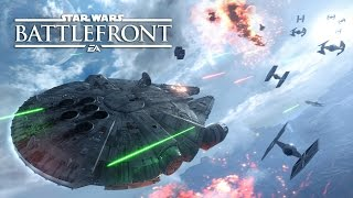 Download Star Wars Battlefront: Fighter Squadron Mode Gameplay Trailer Video