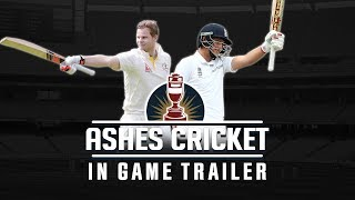 Download ASHES CRICKET | NEW IN GAME TRAILER! Video