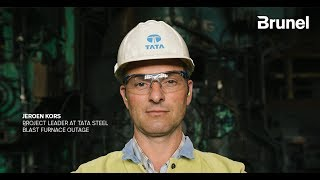 Download Brunel Experts in the Wild - Tata Steel Video