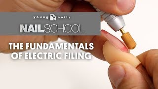 Download YN NAIL SCHOOL - THE FUNDAMENTALS OF ELECTRIC FILING Video