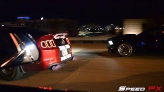 Download CTS-V VS Porsche VS GT500 VS Twin Turbo 5.0 Video