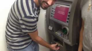 Download Pulling Out $800 Dollars From ATM - TeleWealth Video
