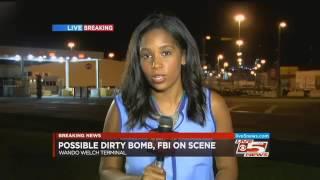 Download FBI investigating report of dirty bomb at South Carolina port, Coast Guard says Video