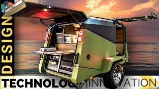 Download 15 Unusual Campers and Caravan Sure to Make an Impression Video