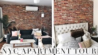 Download NYC Apartment Tour 2017 | Antonnette Video