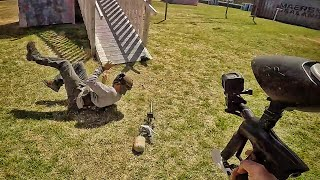 Download Painful Paintball Fail... He'll Feel That In The Morning lol!!! Video