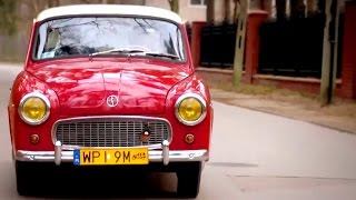Download Meeting The Man Obsessed With Polish Classic Cars - Fifth Gear Video