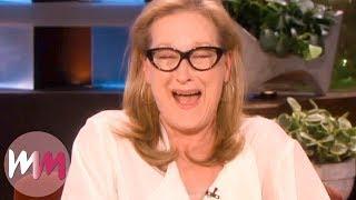 Download Top 10 Must-Watch Meryl Streep Pop Culture Moments Video