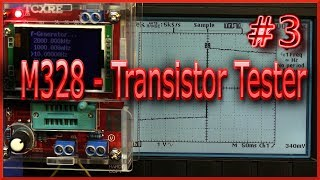 Download M328-Transistor Tester #3 Video