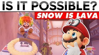 Download THE SNOW IS LAVA CHALLENGE | Is It Possible? Video
