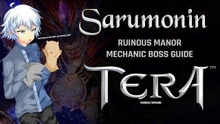 Download TERA [PS4/XB1]   Ruinous Manor [Mechanic] Dungeon Boss Guide Video