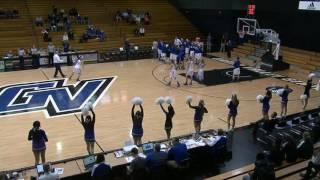 Download GVSU Women's Basketball vs. Findlay Video