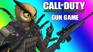 Download COD4 Remastered: Gun Game Funny Moments - The Irish Knife Duo! Video