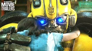Download BUMBLEBEE Featurette NEW (2018) - Meet Director Travis Knight - Transformers Spin-Off Movie Video