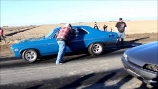 Download Chevy Nova vs Nissan Skyline R32 Video