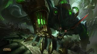 Download Warwick (2017) Voice - Deutsch (German) - League of Legends Video