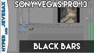 Download Sony Vegas - Jak odstranit černé pruhy (Black Bars) Video