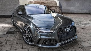 Download THE PERFECT CAR? The 2017/18 605hp AUDI RS7 PERFORMANCE (4.0,V8TT) - The best of the beast Video