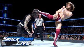 Download Daniel Bryan vs. Jeff Hardy - Winner faces Samoa Joe next week: SmackDown LIVE, May 22, 2018 Video