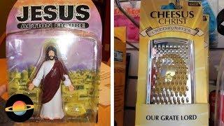 Download 10 najdziwniejszych gadżetów inspirowanych Jezusem Chrystusem Video