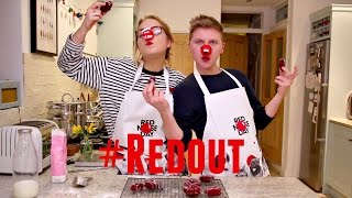 Download #REDOUT || BAKING WITH POP Video