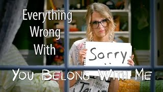 "Download Everything Wrong With Taylor Swift - ″You Belong With Me"" Video"