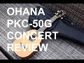 Download Got A Ukulele Reviews - Ohana PKC-50G Pineapple Concert Video
