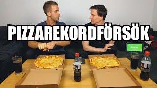 Download Äter en hel pizza på mindre än 4 minuter Video
