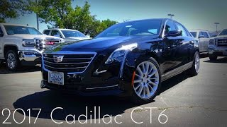 Download 2017 Cadillac CT6 3.6 L V6 Road Test & Review Video