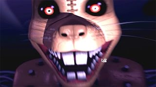 Download Official Five Nights at Candy's 3 Nightmare Rat Jumpscare [Night 1] Video