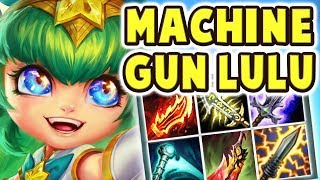 Download I DID THIS ON ACCIDENT !! RAPIDFIRE LULU JUNGLE IS OP!! MAX ATTACK SPEED | UNREAL DAMAGE Nightblue3 Video