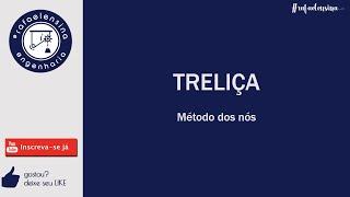 Download TRELIÇA - MÉTODO DOS NÓS Video